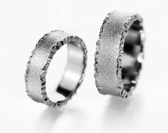 Matching wedding bands diamond wedding ring set his and hers