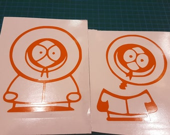 Kenny decal