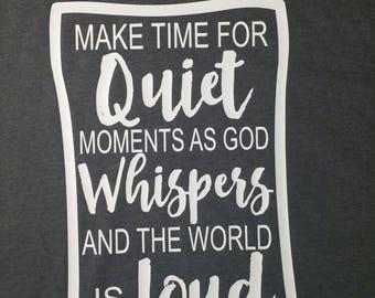 Religious T-shirt