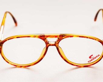 Classic Authentic CARRERA 5747-32 Aviator Acrylic Glasses Frames - Brand New