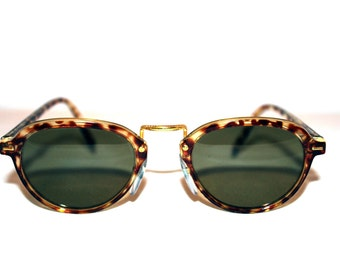 Polaroid Havana Sunglasses (New Deadstock)