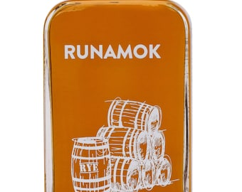 Runamok Maple - Whiskey Barrel-Aged Maple Syrup - Vermont Organic