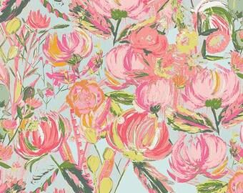 NEW! Painted Desert Printemps 'Printemps Fusion' by Bari J. - Art Gallery Fabric Quilting Cotton 1/2 Yard+