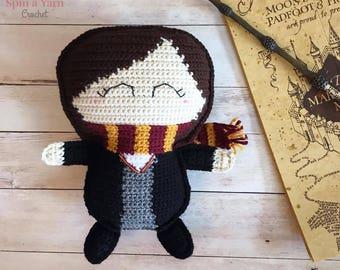 Ragdoll Witch Crochet Pattern