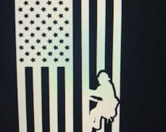 lineman flag