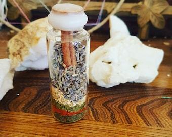 Herbal Love Spell Jar
