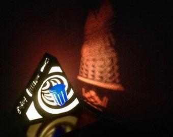 Doctor Who Tardis Lamp
