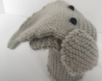 Erny the Elephant Puppet