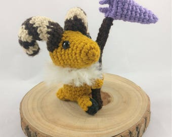 Amigurumi Patterns Groot : Pattern baby groot vol amigurumi crochet pattern
