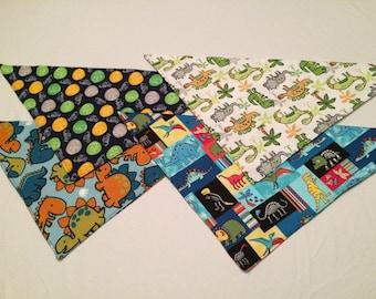 Fursuit bandanas - Dinosaurs