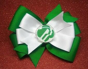 GS Pinwheel bow