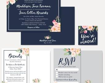 online wedding invite template