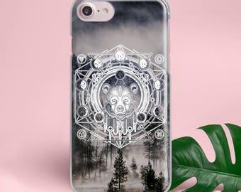 Forest iPhone X Case iPhone 8 Case iPhone 7 Case iPhone 7 Plus iPhone 6s Plus iPhone 5 Case Pixel Case Samsung Galaxy S8 Galaxy S7 YZ1008