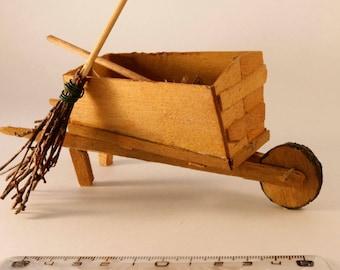 Wheelbarrow 1:12