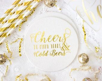 Personalized Coasters, Wedding Coaster, Rustic Wedding, Party Coaster, , Custom Coaster, Drink Coaster, Bar Coaster, Wedding Favors