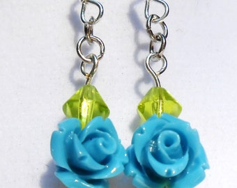 Lady Rose Earrings