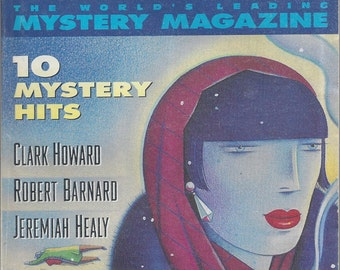 Ellery Queen's February 1993 Mystery Magazine