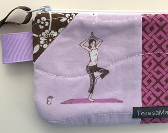 XX-Small Yoga Zip Pouch