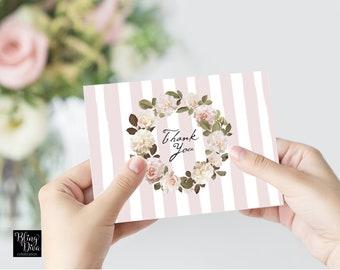 Love Thank You Card Printable