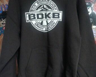 BDKB OG Zip Up Hoodie