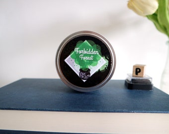 Forbidden Forest 6oz Scented Soy Candle