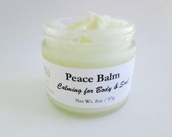 Peace Balm - All Natural Shea Butter Hand & Body Balm