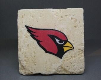 Arizona Cardinals Coaster  (4-Pack)