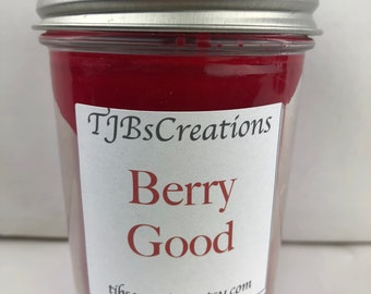 Berry Good Scented Candle