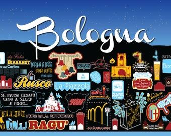 Poster di Bologna