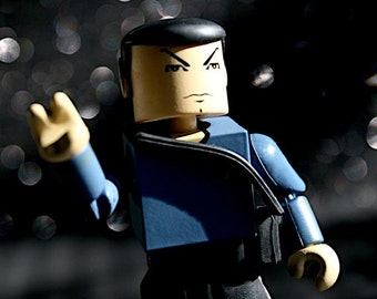 Mr. Spock - Photograph - Various Sizes