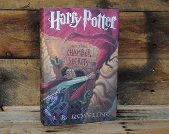 Book Safe - Harry Potter Year 2 - Hollow Secret Book Safe