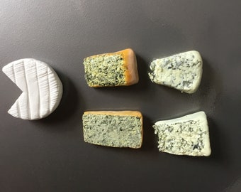 Miniature cheese,fake food cheese ,food magnet,fridge magnet, miniature food magnet, cheese magnet