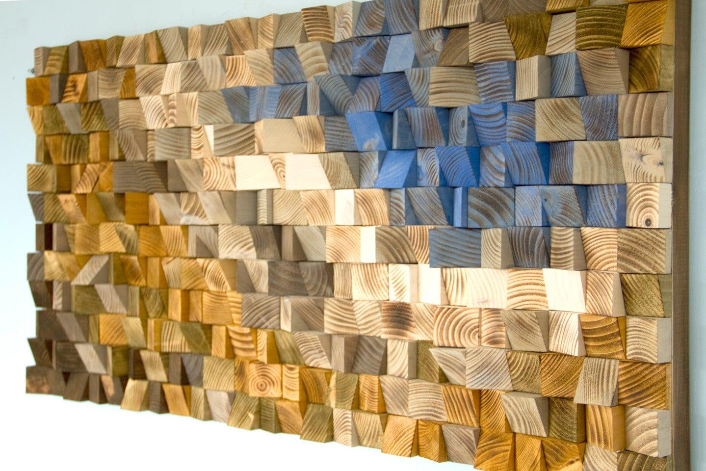 Reclaimed Wood Wall Art Part - 16: ?zoom