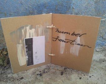Artist Book Handmade