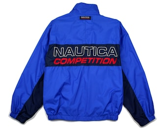 1990s Nautica Competition Jacket