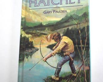 Vintage Children's Book, Hatchet