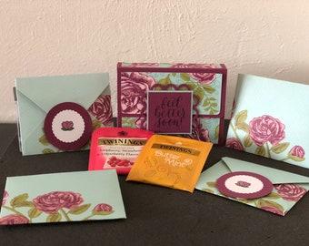 TeaBag Gift Holder