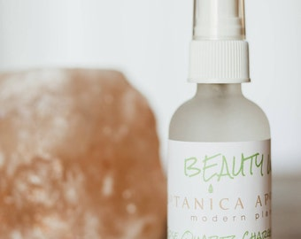 Beauty Water, toner, hydrating face mist, face spray