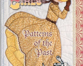 Bonnet Girls - Patterns of the Past Book