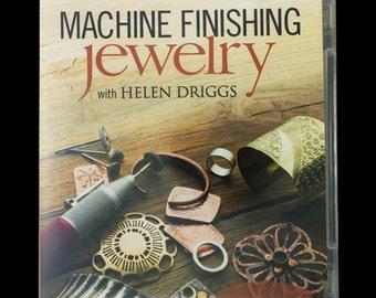 Machine Finishing Jewelry - DVD (VT3013)