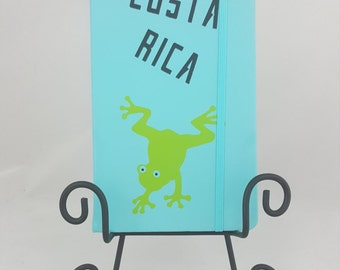 Costa Rica Journal, Hand-painted