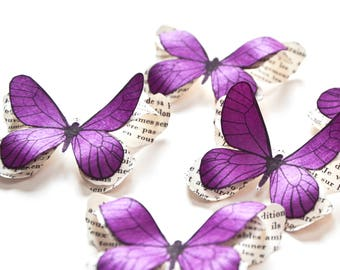 Butterfly party decorations, butterfly nursery decor, 3d butterfly wall art, butterfly baby shower decorations, decoration for wedding