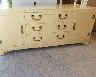 Century Asian Dresser or Console