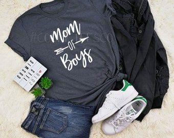 mom of boys shirt, boy mom shirt, mom shirt, mom life shirt, gift for mom, mommy shirt, funny mom shirt, shirts for moms, mothers day gift