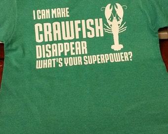 Youth Crawfish Tshirt
