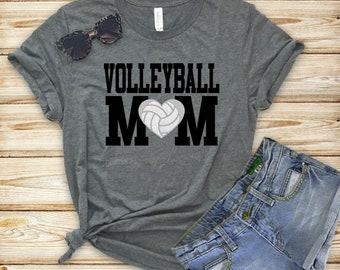 Volleyball Mom Shirt / Volleyball Shirt