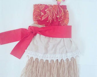 moana inspired costumes,hula outfit costumes,baby costumes,toddler girls moana costumes, baby toddler luau hula outfit,moana skirt