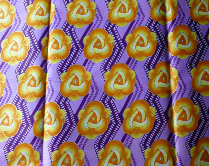 African Fabrics Super Woodin Wax Print Sold By The Yard 162027303100