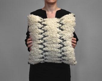 Wool cushion - Sheepy sheep