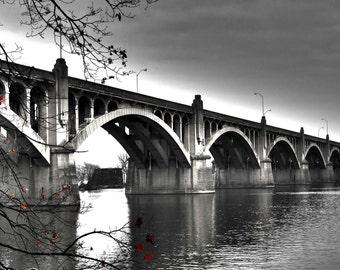Wrightsville Bridge - Fine Art Photo Print